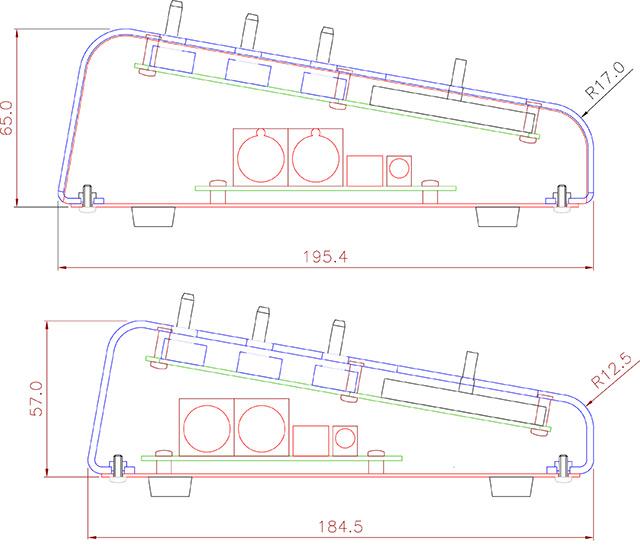 CS-X51 New CAD Designs
