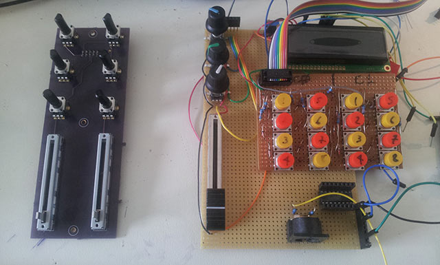 Early circuit tests